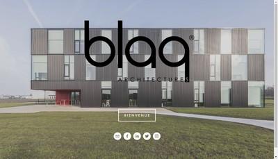 Site internet de Blaq
