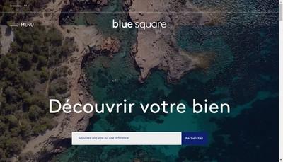 Site internet de Blue Square Group