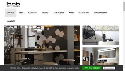 Site internet de Hyeres Carrelage