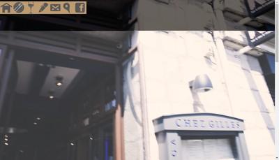 Site internet de Bodega Chez Gilles