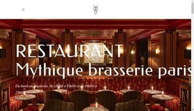 Site internet de Boeuf sur le Toit