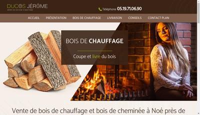 Site internet de Ducos Jerome