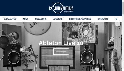 Site internet de Bonnaventure