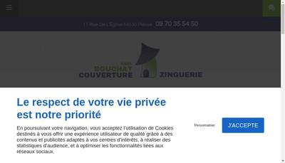 Site internet de Bouchat