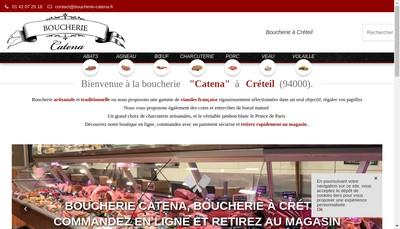 Site internet de Rge Catena