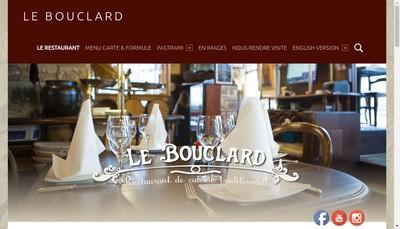 Site internet de Le Bouclard