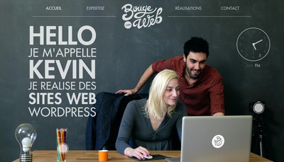 Site internet de Bouge Ton Web