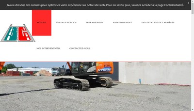 Site internet de Bouhet Georges