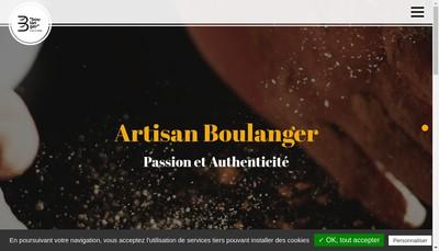 Site internet de Au Duc Champenois