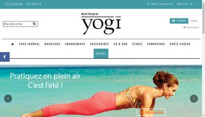 Site internet de Yj France Media