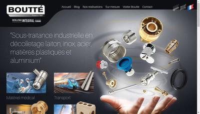 Site internet de Boutte
