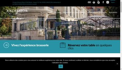 Site internet de Flo Reims