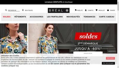 Site internet de Patrice Breal