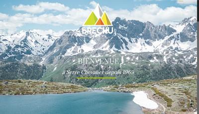 Site internet de Brechu Sports