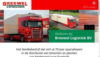 Site internet de Breewel France SAS