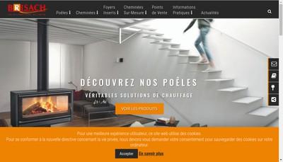 Site internet de Brisach