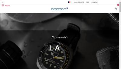 Site internet de Jaunet Paris