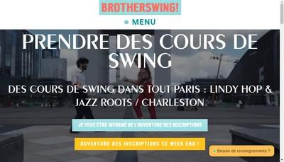 Site internet de Brotherswing Inc