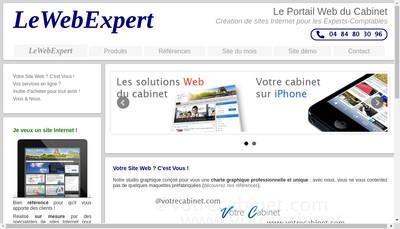 Site internet de Bspl Toulouse
