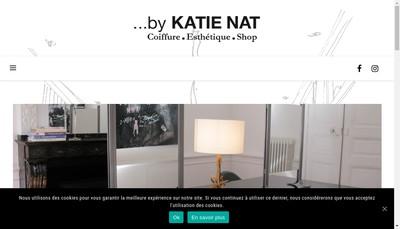 Site internet de By Katie Nat