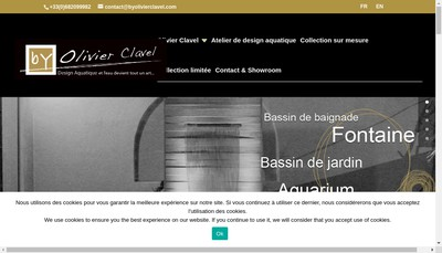 Site internet de Aquazen