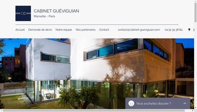 Site internet de Mikael Gueviguian