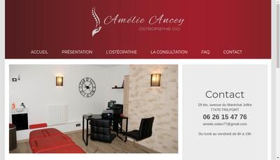 Site internet de Ancey
