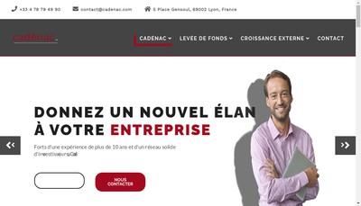 Site internet de Cadenac