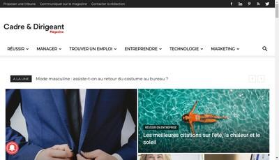 Site internet de Webmedias