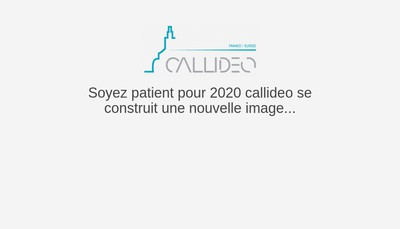 Site internet de Fonciere Callideo
