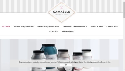 Site internet de Camaelle - Formaelle
