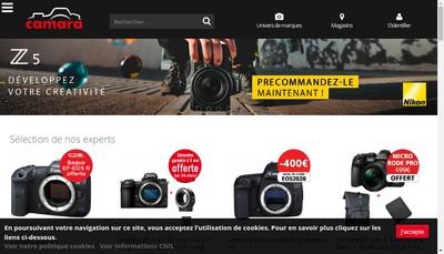 Site internet de Camara Photo Philip