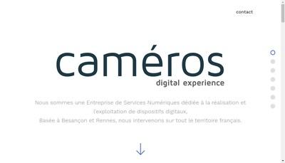 Site internet de Cimeos, Kenua, Icova, Formeos
