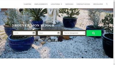 Site internet de Les Micocouliers