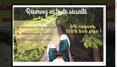 Site internet de Camping le Petit Pyreneen