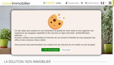 Site internet de 2M Conseils
