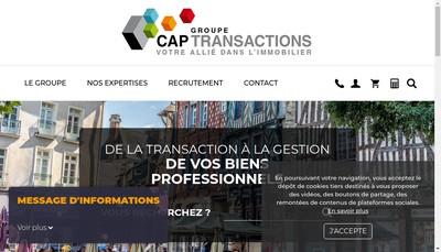 Site internet de Eos Expansion
