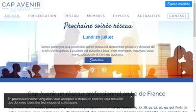 Site internet de Coach Europ