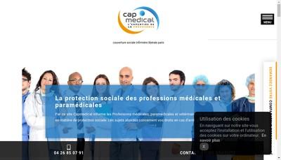 Site internet de CAPS