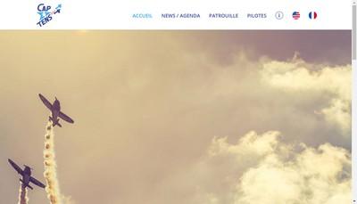 Site internet de Captens