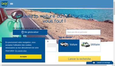 Site internet de Barbezieux Depannage
