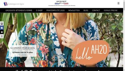 Site internet de Carla Raffi