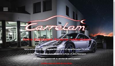 Site internet de Carrelam