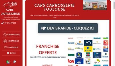 Site internet de Cars