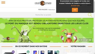 Site internet de Cash2A