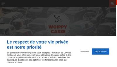 Site internet de SARL Woippy Casse