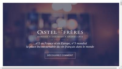 Site internet de Castel Freres