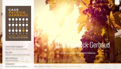 Site internet de Patrick Gerbaud