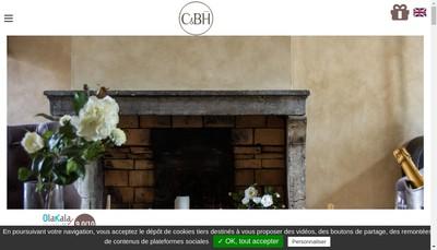 Site internet de Charme & Business Hotel