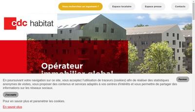 Site internet de GIE Sni Moyens